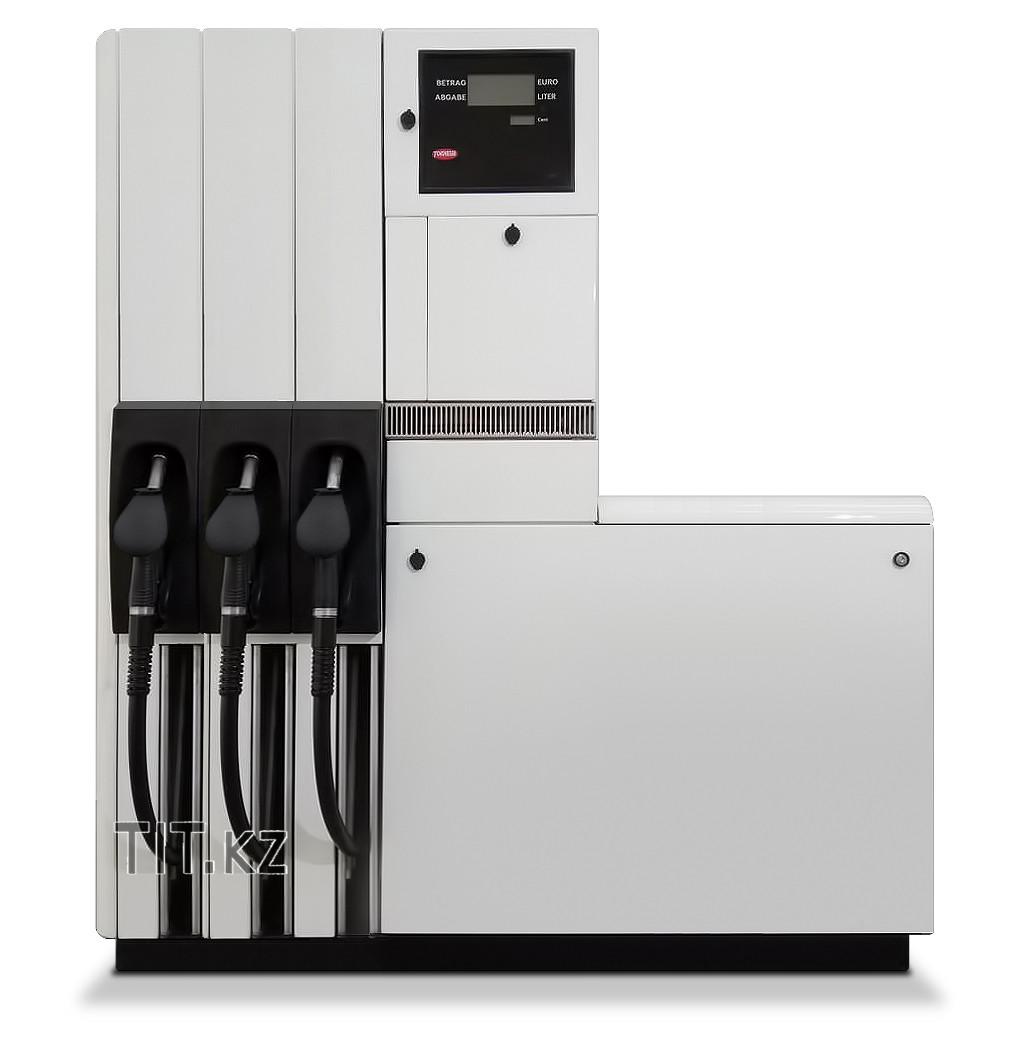Топливораздаточная колонка  Tokheim Quantium 500T 3х6 напорного типа