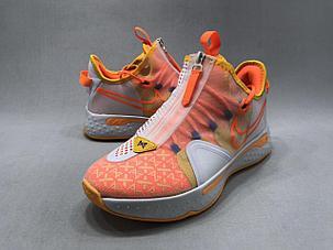 """Баскетбольные кроссовки Paul George 4 """"Peach"""" (40-46), фото 2"""