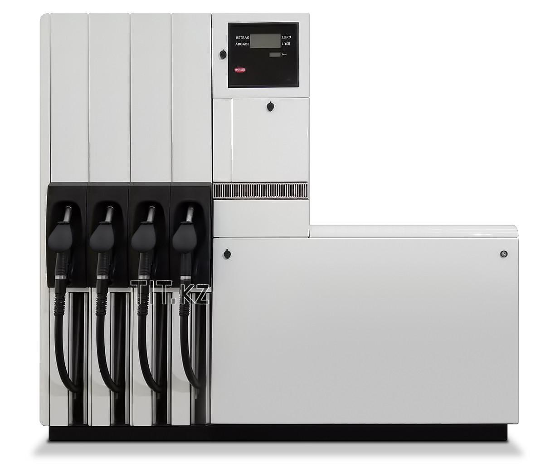 Топливораздаточная колонка  Tokheim Quantium 500T 4х8 всасывающего типа