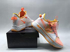 """Баскетбольные кроссовки Paul George 4 """"Peach"""" (40-46), фото 3"""