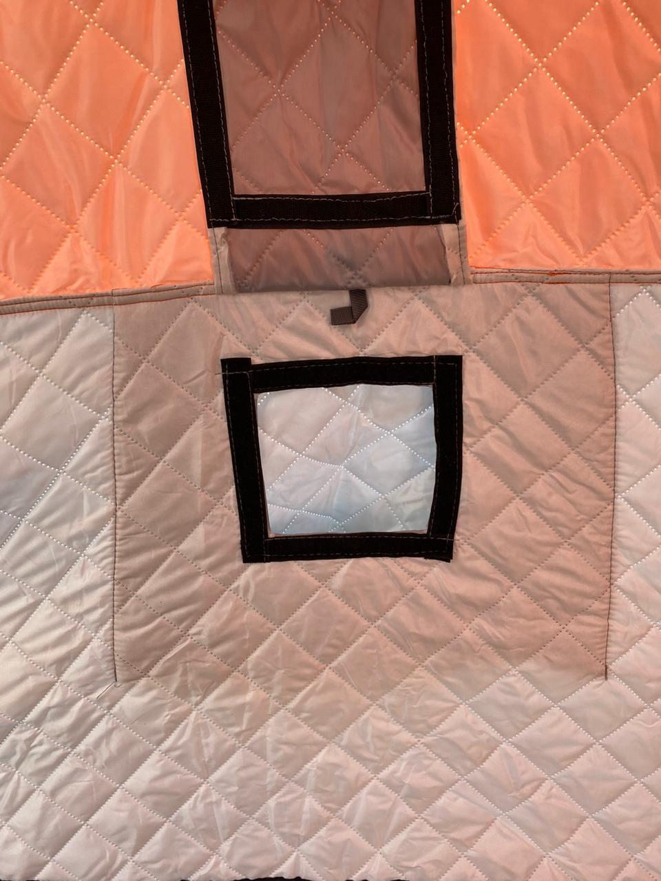 Куб трёхслойный для зимней рыбалки - фото 3