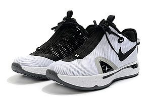 "Баскетбольные кроссовки Paul George 4 ""Black&White"" (40-46), фото 2"