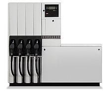 Топливораздаточная колонка Tokheim Quantium 500T 4х8 напорного типа