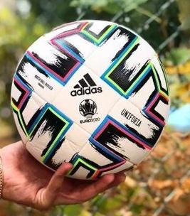 Футбольный мяч Adidas - фото 2