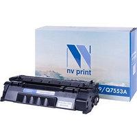 Картридж NVP NV-Q5949A/Q7553A, для HP LaserJet, 3000k, совместимый