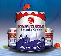 NATIONAL PLASTIC EMULSION Краска водоэмульсионная 19