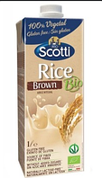 Напиток Scotti рисовый цельнозерновой 1 л