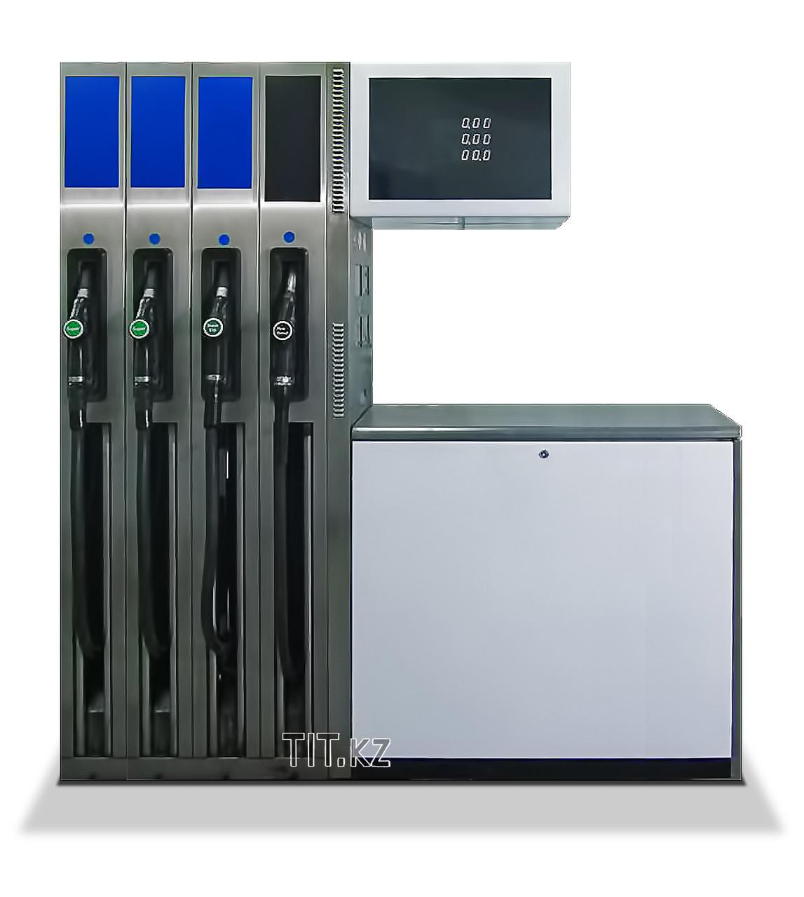ТРК Б/У Tokheim (schlumberger) HDM 4х8 всасывающего типа на четыре сорта топлива