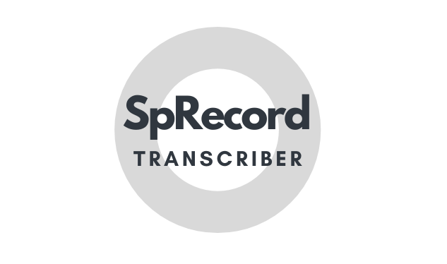 SpRecord Transcriber