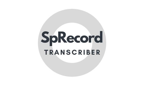 Программа для преобразования разговоров в текст SpRecord Transcriber