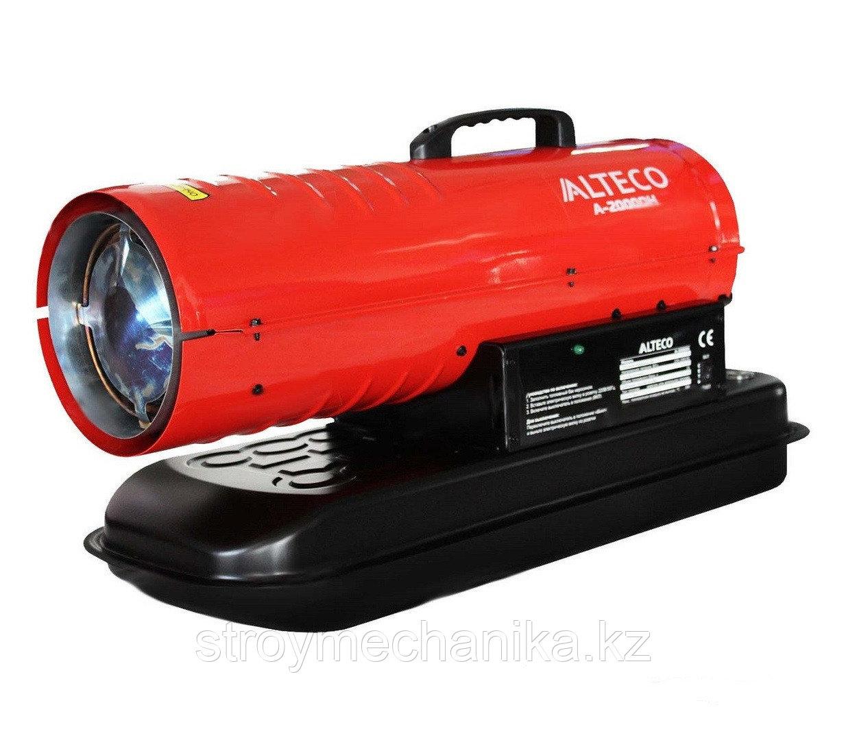 Нагреватель на жидком топливе (дизельная пушка) 13 кВт Alteco A-2000DH