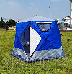 6-угольная трехслойная палатка КУБ Min Mimir MIR-2020,