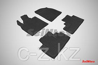 Резиновые коврики с высоким бортом для Lexus RX IV 2015-н.в.