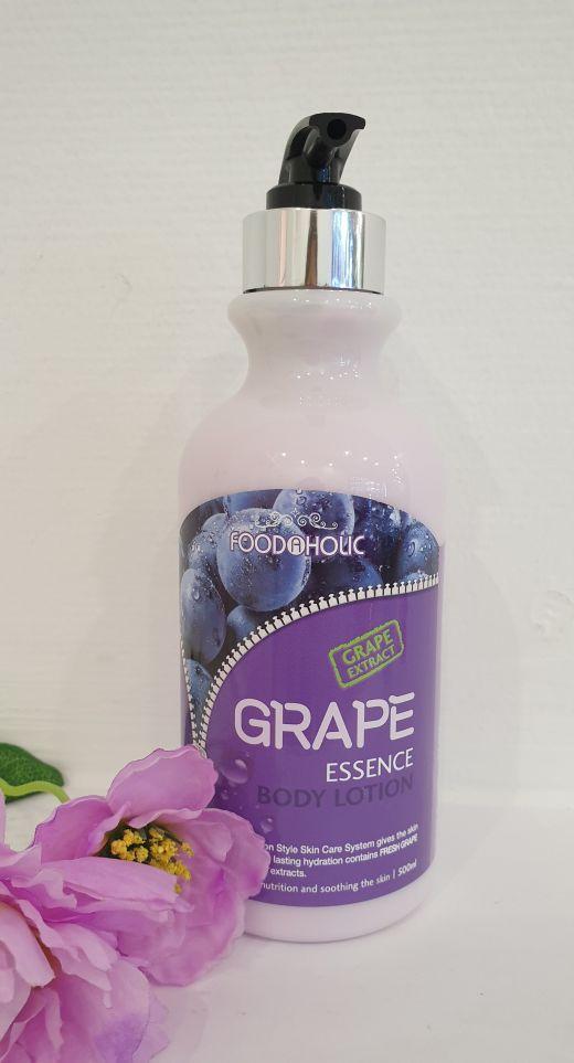 Увлажняющий лосьон для тела Foodaholic Body Lotion Grape 500ml.