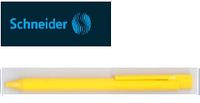 Ручка шариковая Essential желтая матовая
