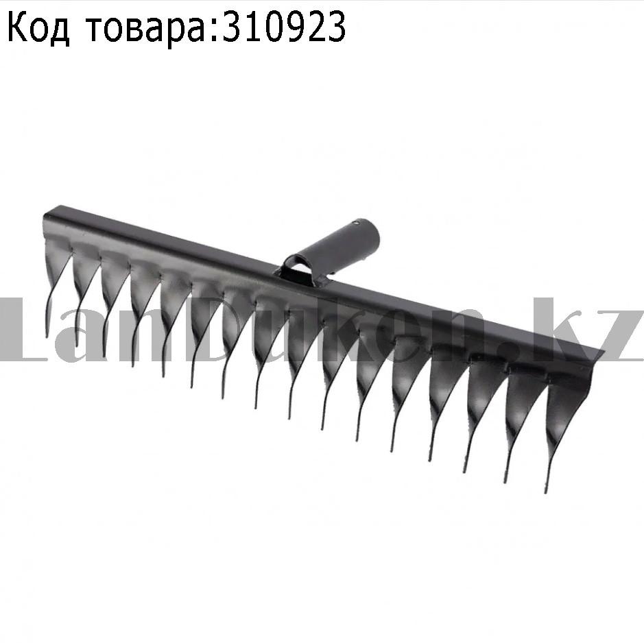 Грабли 14-зубые 300 мм без черенка витые СИБРТЕХ 61765 (002)