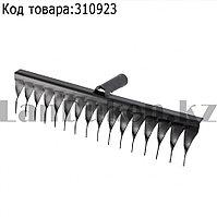 Грабли 14-зубые 300 мм без черенка витые СИБРТЕХ 61765 (002), фото 1