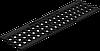 Решетка водоприемная Gidrolica Standart РВ -10.13,6.50 ячеистая чугунная ВЧ