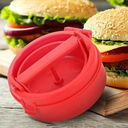 Форма-пресс для приготовления  бургеров, фото 2