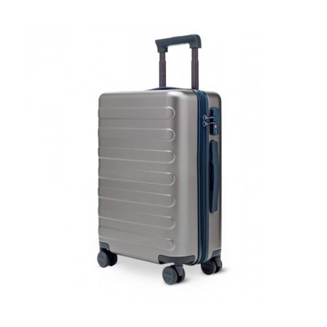 """Чемодан Xiaomi 90 Points Seven Bar Suitcase 24"""" Серый"""