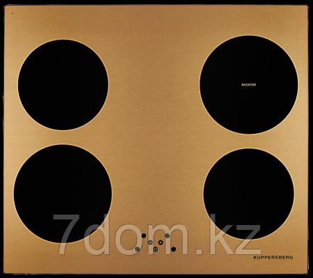 Встраиваемая поверхность Индукционная Kuppersberg FA6IF01 Bronze, фото 2