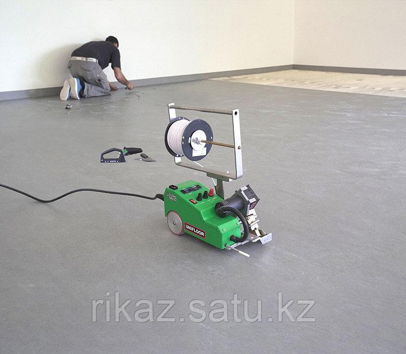 Аппарат горячего воздуха для сварки линолеума Unifloor E / S - фото 4