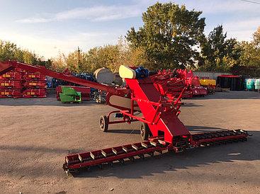 Зернометатель ЗМСН-150-21М (скребковый) питатели до 5,2м