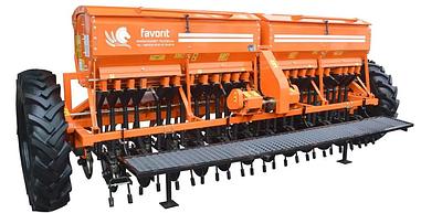 Сеялка зерновая Favorit SZF 3.600-Т