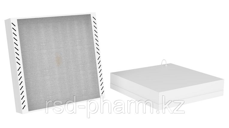 Бактерицидный рециркулятор воздуха Армстронг SVT-SPC-Med-ARM-595-595 UVC-18W-30W-5000K-PR, фото 2