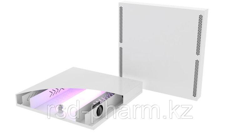 Бактерицидный рециркулятор воздуха Армстронг SVT-SPC-Med-ARM-595-595-UVC-18W, фото 2