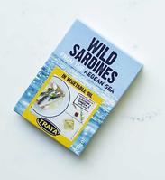 Сардины дикие в растительном масле Trata, 100 гр