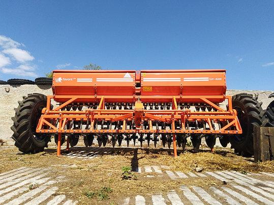 Сеялка зерновая Favorit SZF 3.600-06, фото 2