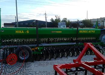 Зерновая сеялка серии СЗМ-6 Ника,прицепная (Велес-Агро), фото 2