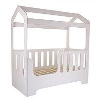 Подростковая кровать домик Pituso Dommi Белый