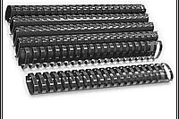 Пластиковые пружины овальные 35 ММ/330  (50 шт, Black)