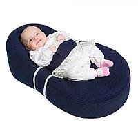 Кокон для новорожденных Dolce Bambino Синий