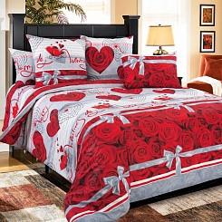 """Постельное бельё """"Комплимент"""", размер 1,5 спальный"""