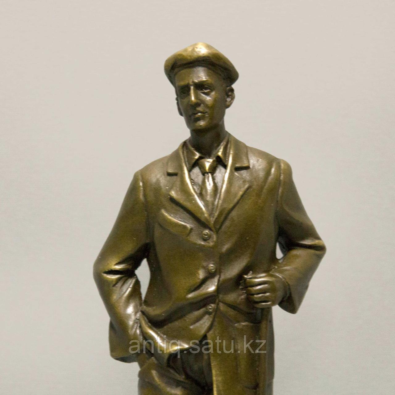 Игрок в гольф. По авторской модели итальянского скульптора Ernesto Cesaro - фото 2