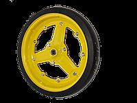Опорное (копирующее) колесо 4,5 x 16 в сборе, AA65136/AA66604, John Deere