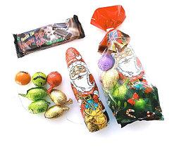Новогодние подарки из Германских сладостей (300гр.)