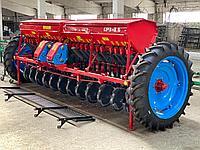 Сеялки зерновая СЗ 3.6-5.4 БУ восстановленные, новые