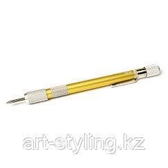 Скрайбер Delta Kits DK стальной с золотистым корпусом 77-7G