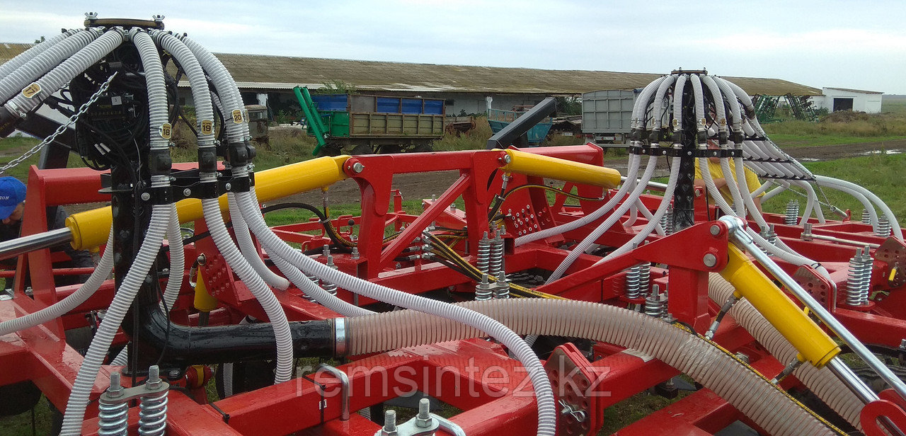 Система контроля высева на Посевной комплекс Партнер 7,5 - сплошной посев - фото 2