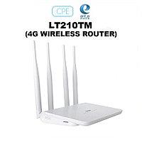 Беспроводной роутер Wi-Fi 4G LTE CPE с слотом для sim-карты LT210TM
