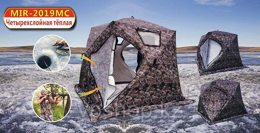 Палатка КУБ для зимней рыбалки Mimir Mir Camping 2019MC