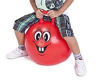 Мяч-попрыгун c с ручкой, красный «НЕПОСЕДА» Hopper ball