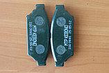Колодки тормозные задние LANCER, MIRAGE, CARISMA, фото 3