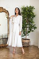 Платье Дамели белое
