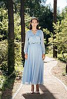 Платье Айлин голубое