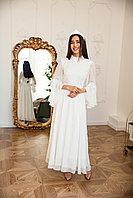 Платье Инжу белое